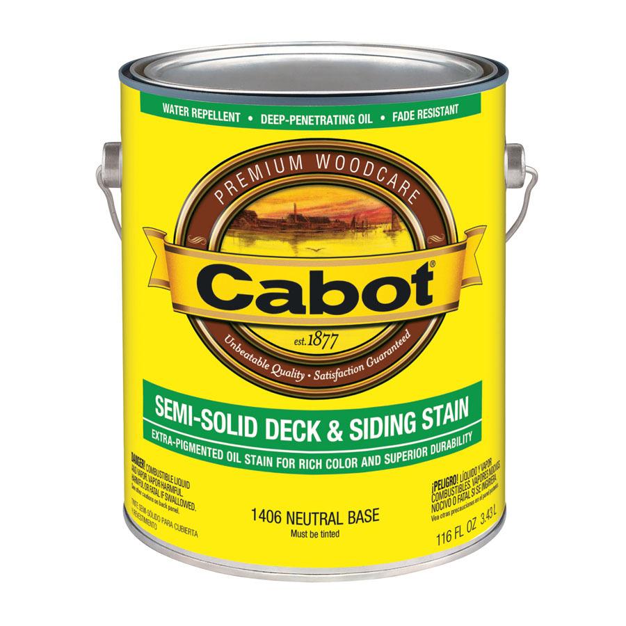 Cabot Semi Solid