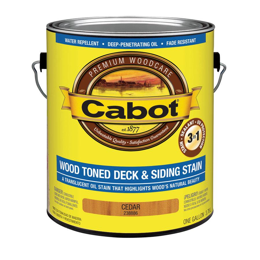 Cabot Wood Toned