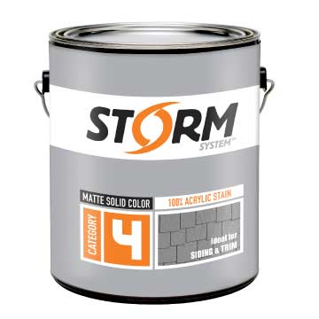 Storm Acrylic