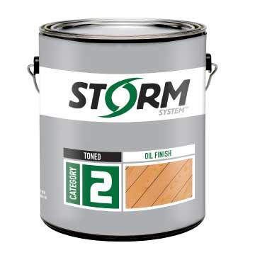 Storm Toned Oil