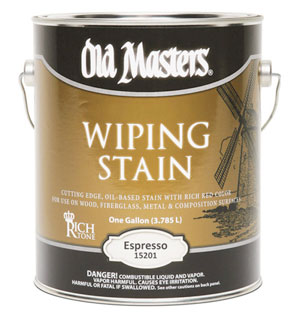 WIPING-STAIN